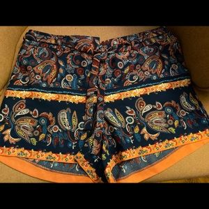 Blue Loft shorts - never worn